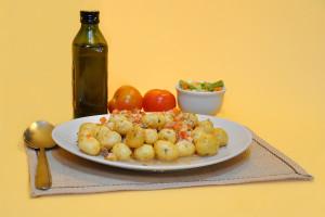 Salada Batatinha ao Vinagrete